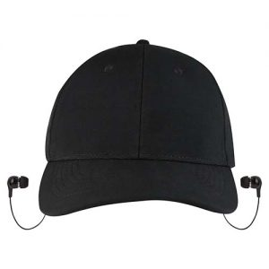 CAP 009-N GORRA BLUETOOTH