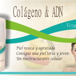 006 Colágeno & ADN facial