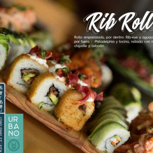 Rib Roll