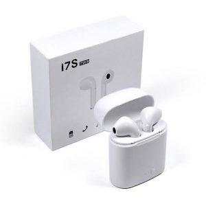i 7 tws Audifonos Bluetooth Macro