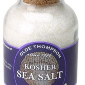 Sal Premium Kosher 312 Grs En Frasco Con Corcho Olde Thompson