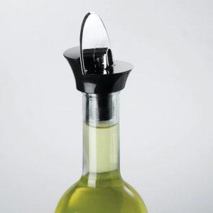 Tapón Hermético Botella Champagne Practico y Elegante Zevro