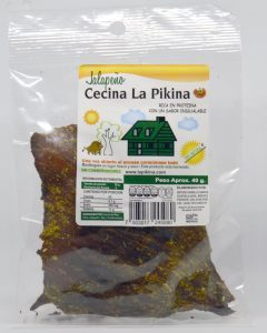 Cecina Jalapeño