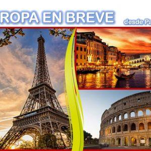 Europa en breve – 14 días