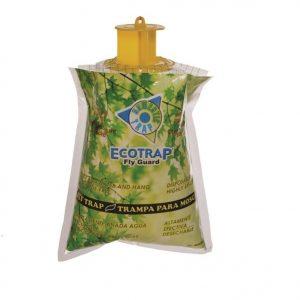 Trampa para Moscas Altamente Efectiva Ecotrap Fly Guard