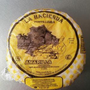 Tortilla amarilla, La hacienda, 1kg