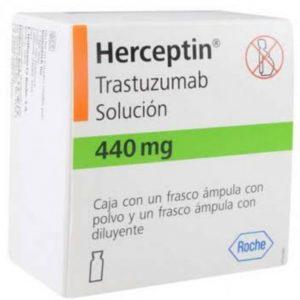 HERCEPTIN 440 MG INY