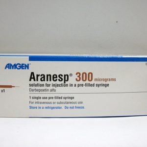 ARANESP 300 MCG/0.6 ML