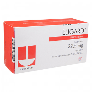 ELIGARD 22.5 MG SUSP. INYECTABLE