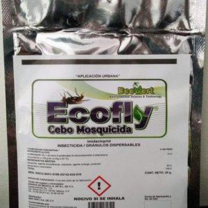 Cebo Moscas Eco Fly 3 Sobres 20 Gramos c/u Beevert
